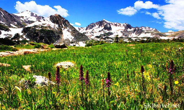 Indian Peaks Wilderness Nederlands USA