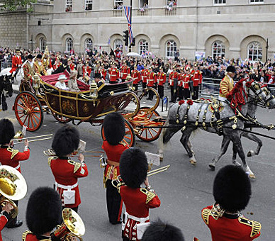 Diamond Jubilee carriage procession