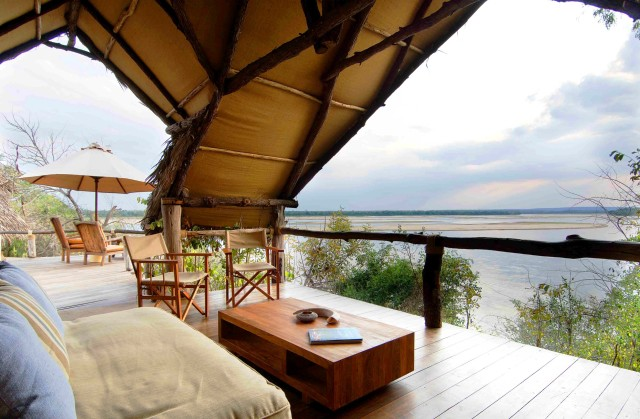 Tanzania Luxury Africa safari camp