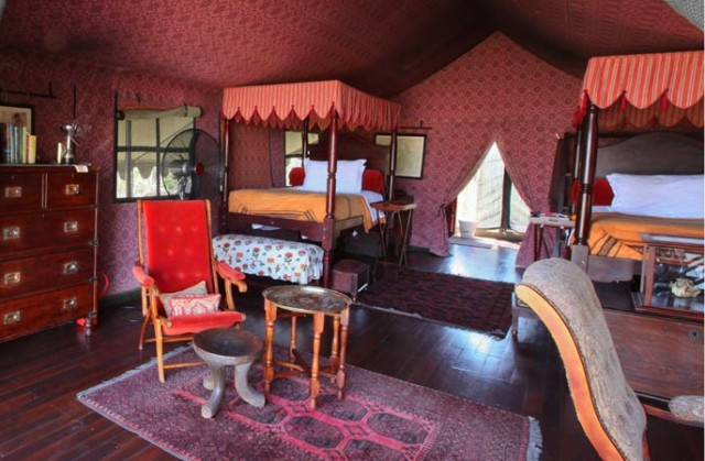 Jack's Camp Makgadikgadi Pans - Luxury Safari Camp in Botswana Africa