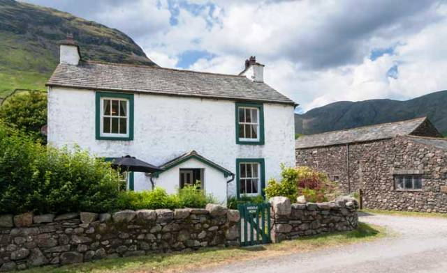 Middle Row Cottage in the Lake District, Cumbria