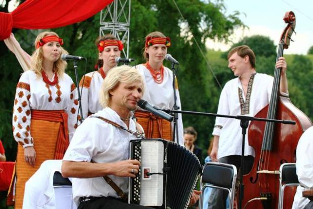 Oleg Skrypka and Le Grand Orchestra