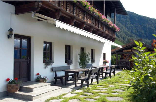Pretzhof farm restaurant - South Tyrol, Italy