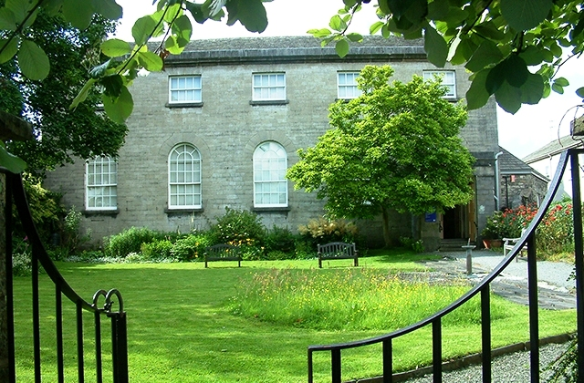 The Quaker Tapestry House, Kendal, Cumbria UK