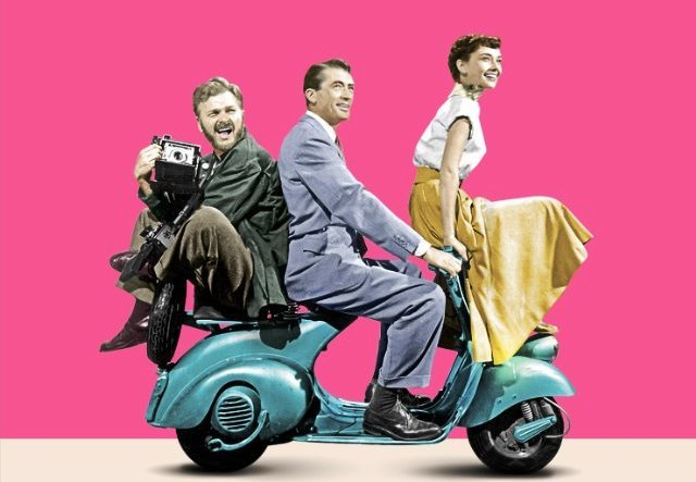 Roman Holiday - from promotional poster