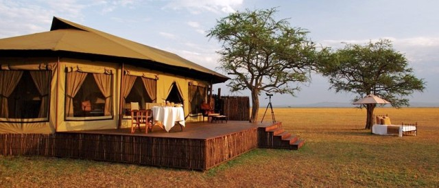Sabora Tented Camp - stay with the Luxur Safari Company in Tanzania