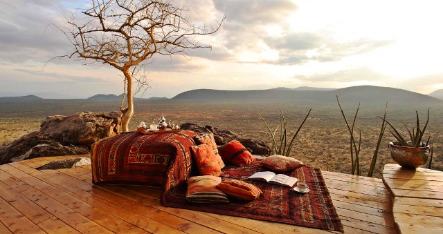 Saruni Samburu camp, Kenya Africa - Luxury Safari Company