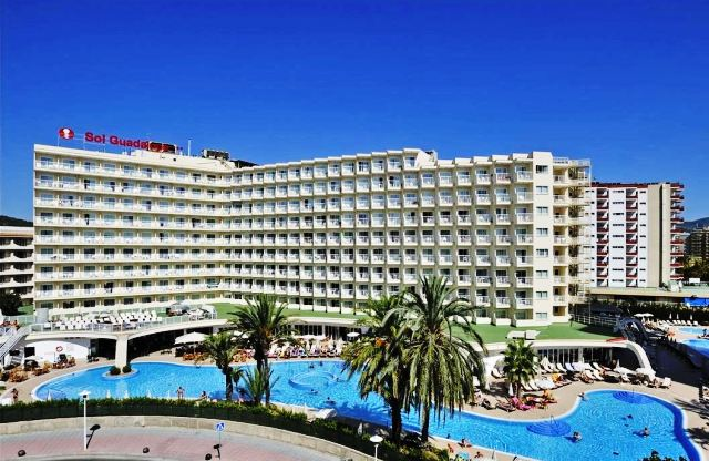 Sol Guadalupe Hotel Magaluf Majorca