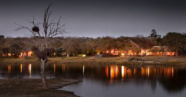 South Africa Luxury Safari camp