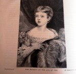 Princess Victoria age ten