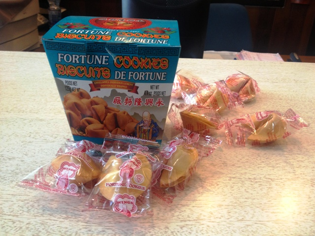 Wings - Fortune cookies Montreal