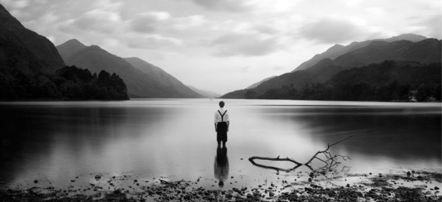 Sonnets - Loch Shiel by Alex Boyd Photography - Brewery Arts Centre Kendal