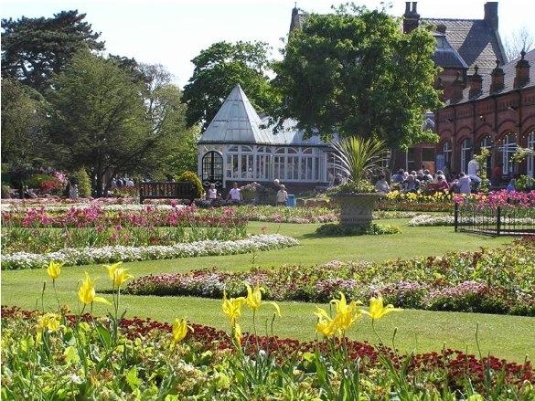 Botanic Gardens   Photo Www.virtualsouthport.co.uk