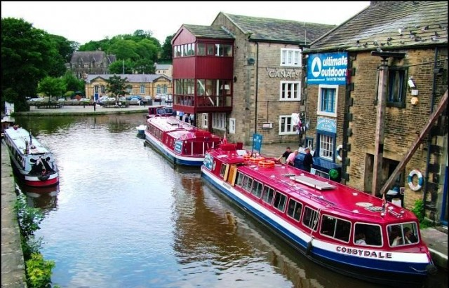 Leeds Liverpool Canal - Skipton