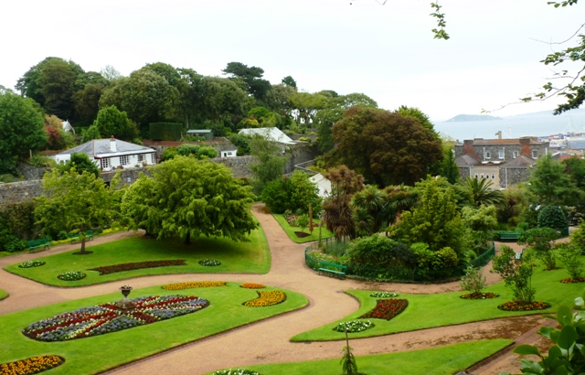 Candie Park, St Peter Port