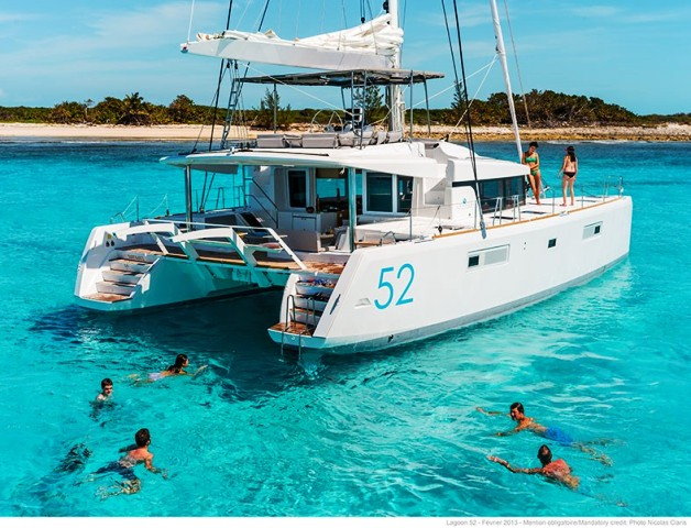 Catamaran - yachting holiday