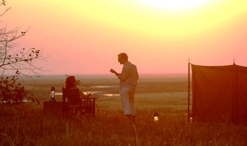 Tanzania fly camping - Africa with Luxury Safari Company
