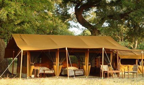 Chada Katavi Camp Tanzania - Luxury Safari Company