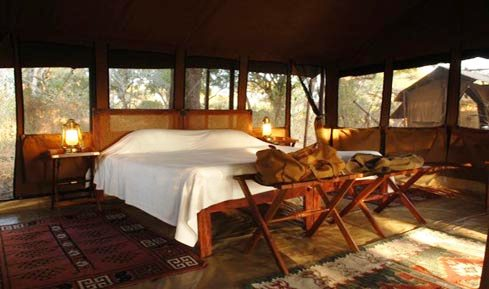 Chada Katavi Nomad Camp - Tanzania, Africa with Luxury Safari Company
