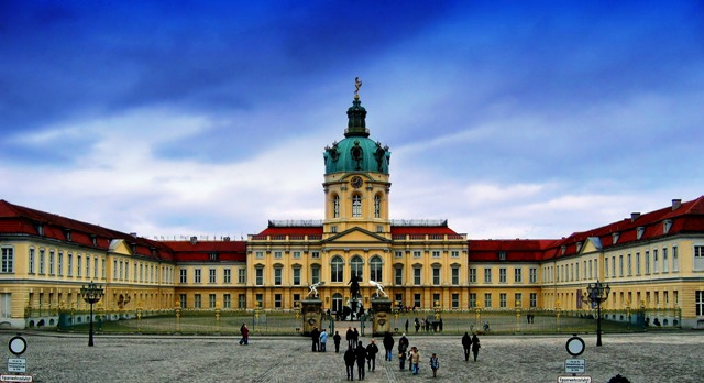 Charlottenburg Palace Berlin