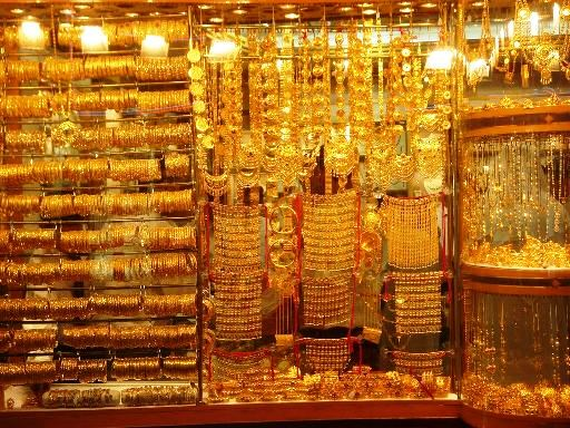 Dubai Gold Market - photo by www.dubai-information-site.com