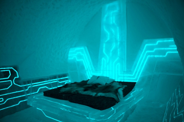 The Ice Hotel Sweden - photo by whale05